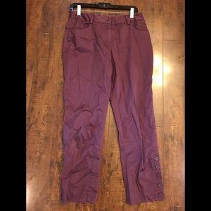 Style & Co Capri Pants